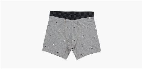 Vans X Peanuts Authentic Knit Boxers