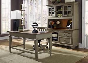 Bungalow, Executive, Home, Office, Furniture, Desk, Set