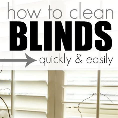easy way to clean blinds how to clean blinds easily 5 easy ways closet