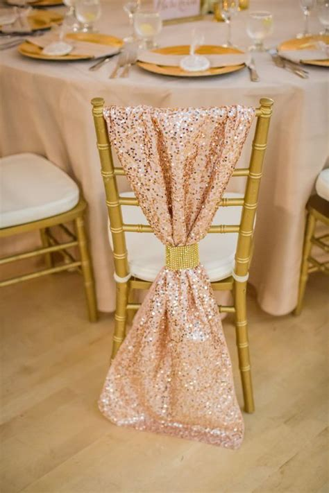rose gold metallic wedding color ideas page      puff