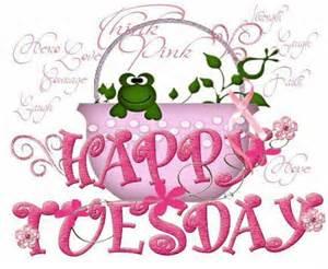 Happy Tuesday Clip Art Free