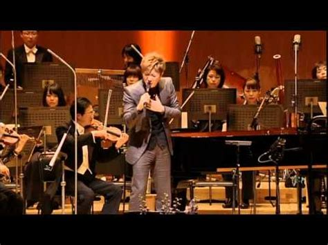 Love Letter ,gackt X Tokyo Philharmonic Orchestra Youtube