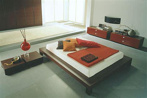 Modern Japanese Bedroom Furnitures