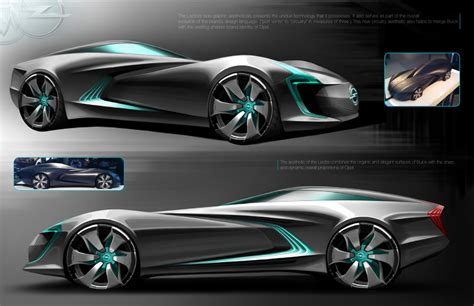 Car Design Concepts :  Design Of The Concept Car Eqa