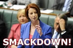 Julia Gillard m... Tony Abbott Misogynist Quotes