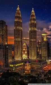 Kuala Lumpur, Malaysia 4K HD Desktop Wallpaper for 4K ...