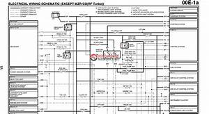 Mazda 3 Wiring Diagram 2007
