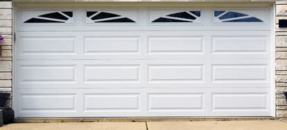 standard garage door dimensions explained doityourselfcom