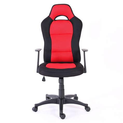 fauteuil de bureau solide fauteuil baquet de bureau