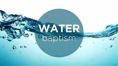 Baptism Water Baptized Event Jesus Banner Church