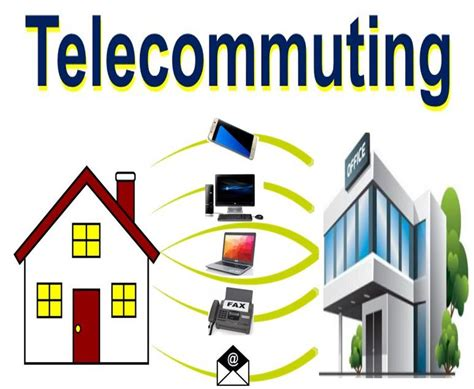 What is telecommuting? Definition and meaning - Market ...