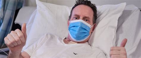 Coronavirus Patient First Admitted to Intensive Care ...