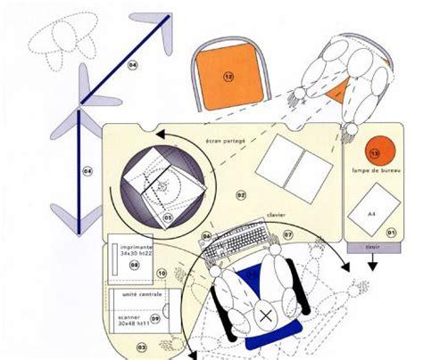 plan des bureaux aménagement bureau ergonomique décoration d 39 intérieur