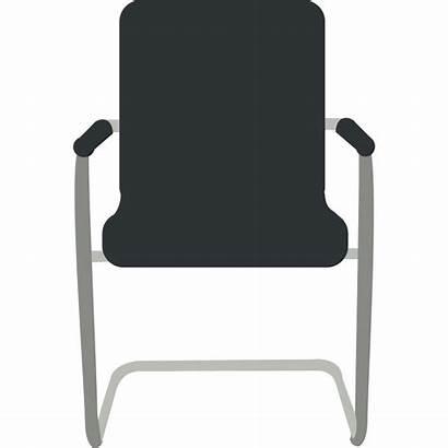 Chair Clipart Cartoon Desk Chairs Clip Cliparts