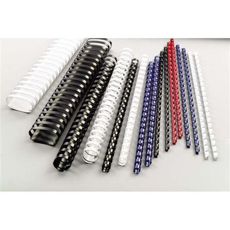 Buy Online Comb Binding Spiral 8mm Plastic in Dubai ...