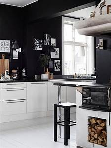 decordots 2015 march With kitchen colors with white cabinets with black white canvas wall art