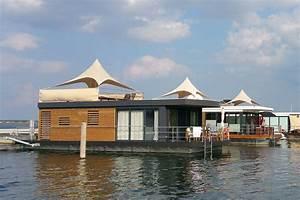 Wohnen Auf Dem Hausboot : hausboot mieten hausbootferien urlaub am see ferienwohnung an der ostsee mecklenburgischen ~ Markanthonyermac.com Haus und Dekorationen