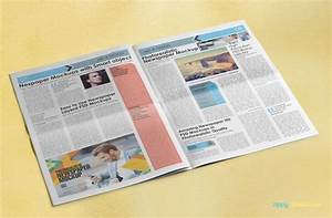 Amazing Newspaper Advertising Mockups Volume 5 | Full ...