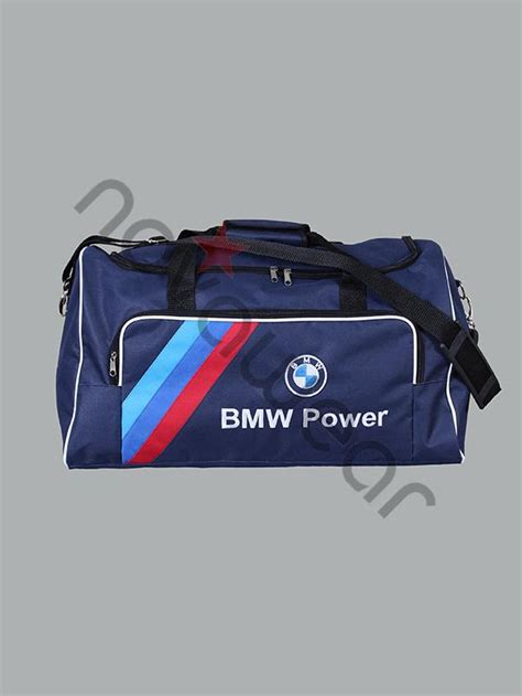 Bmw Power Sport Travel Bag Bmw  Shirts Bmw Clothing Bmw