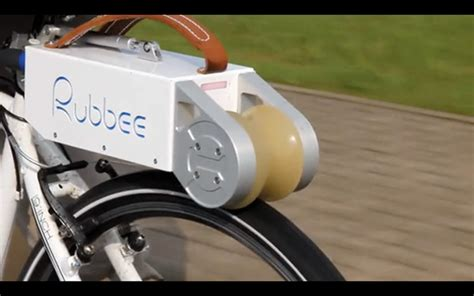 Small, Portable Motor Lets You Transform Any Bicycle Into