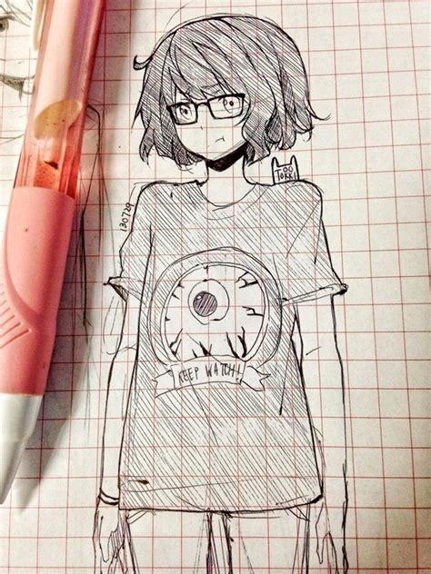 amazing anime drawings  manga faces character