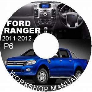 Px Ranger 2011 2012 2013 Diesel Workshop Manual