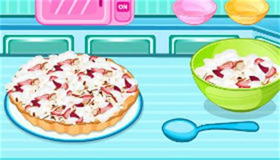 tarte aux fraises jeu de fruits jeux 2 cuisine