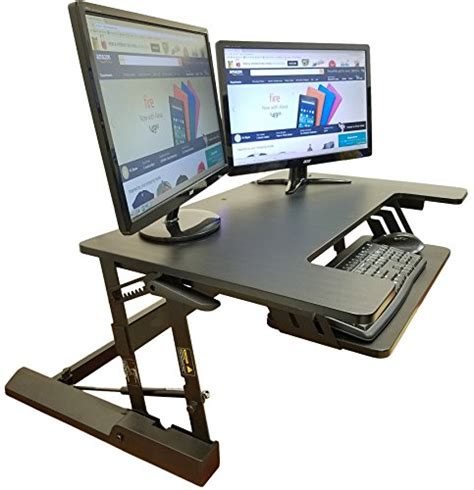 convert desk to standing desk standing desk height adjustable stand up sit stand desks