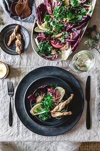 Weihnachtsmenü Zum Vorbereiten : wintersalat mit portulak grapefruit dattel vinaigrette eat this vegan food lifestyle ~ Eleganceandgraceweddings.com Haus und Dekorationen