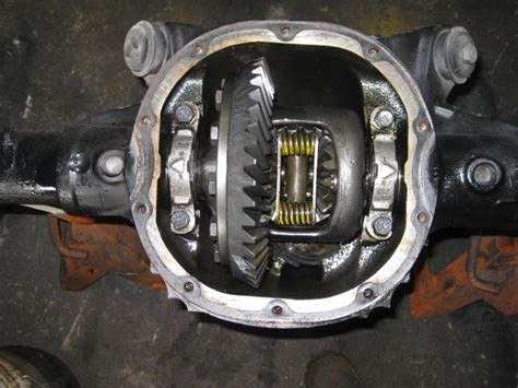 differential id  bolt  corp