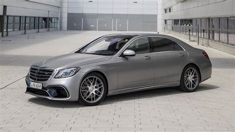 Mercedes S63 Amg Sedan by 2018 Mercedes Amg S63 Review Big Baby