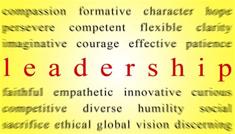 traits   effective leader