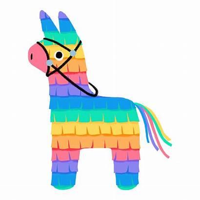 Pinata Donkey Clip Clipart Clipartmag Cliparts Keegan