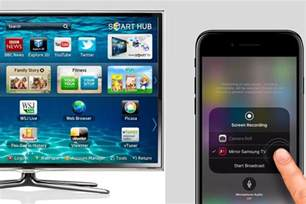 iphone to samsung tv now you can iphone to samsung smart tvs