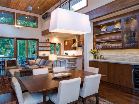 Ideas For Open Living Room And Kitchen by 15 Open Concept Kitchens And Living Spaces With Flow Hgtv