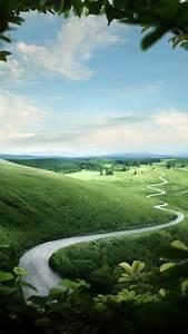Beautiful Mountain Way