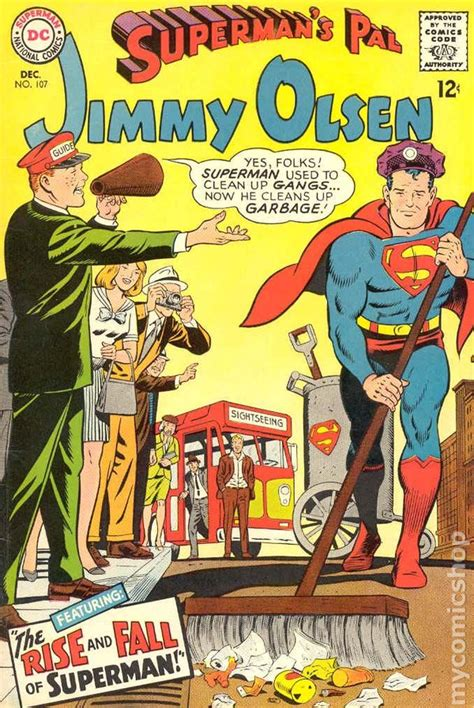supermans pal jimmy olsen  comic books