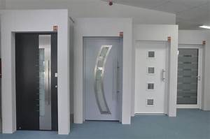 porte entre garage et maison 20170712080924 arcizocom With porte d entrée alu avec serviteur salle de bains inox