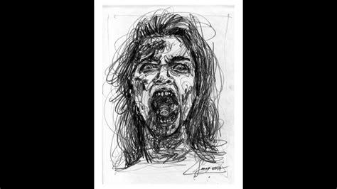 8+ Scary Drawings, Art Ideas