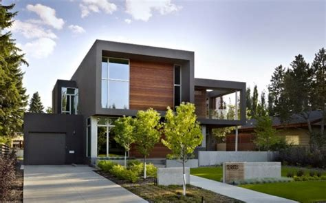 awe inspiring modern home exterior designs   casual