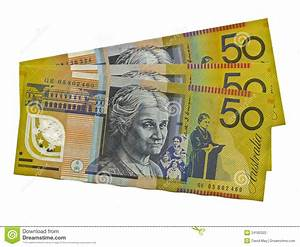 Australian $50 Featuring Edith Cowan Stock Photo - Image ...