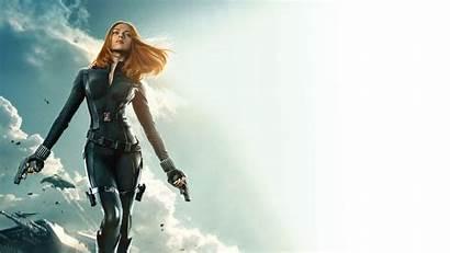 Widow Natasha Romanoff Avengers Wallpapers Scarlett Johansson