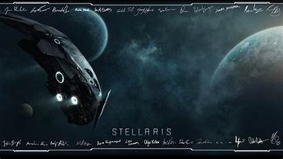 Stellaris Galaxy Galassia Moon Sfondo 4k Computer