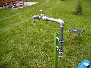 Installer Robinet Exterieur : le robinet de jardin bienvenue sur tang et chalet ~ Dallasstarsshop.com Idées de Décoration