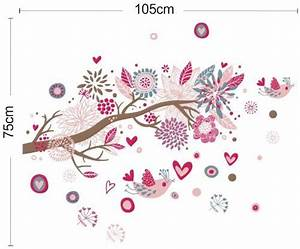 113 best images about Flower Wall Decals: Flower Stickers