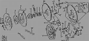 Reel Drive And Idler  C06  - Mower  Conditioner John Deere 1209 - Mower  Conditioner
