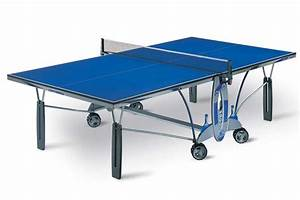 Table Ping Pong Tennis De Table Cornilleau 240 INDOOR