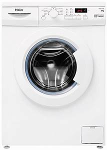 8kg Front Load Haier Washing Machine Hwm80