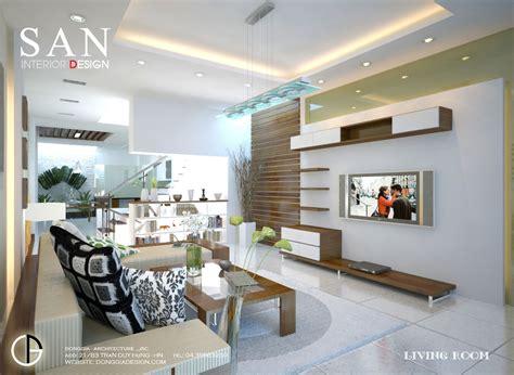 Elegant Contemporary Interior Design Living Room 93