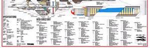 trek blueprints u s s nx 62497